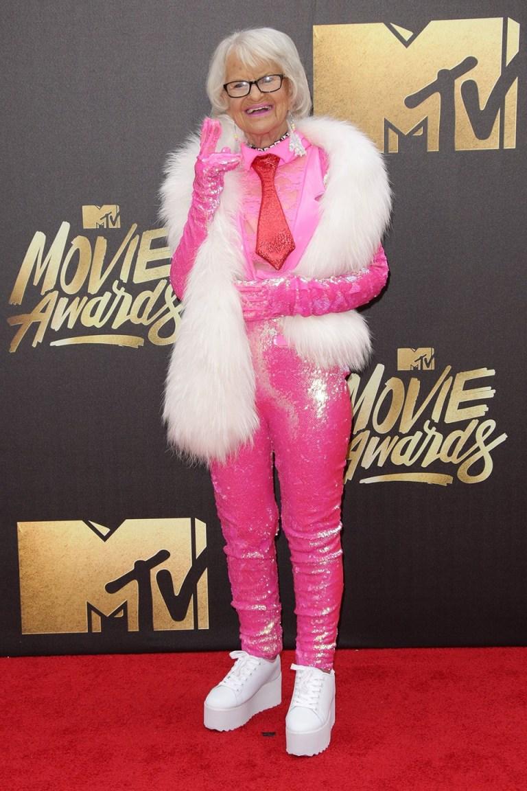 Baddie Winkle MTV Awards 2016